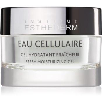 Institut Esthederm Cellular Water Fresh Moisturizing Gel gel facial hidratant înviorător cu apă celulară