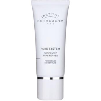 Institut Esthederm Pure System Konzentrat strafft die Haut und verfeinert Poren