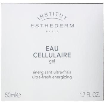 Institut Esthederm Cellular Water gel pro intenzivní hydrataci a osvěžení pleti 2