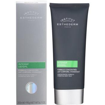 Institut Esthederm Intensive Défépil hidratáló testápoló a szőr növekedésének lassítására 1