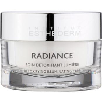 Institut Esthederm Radiance Crema impotriva primelor semne de imbatranire lumineaza si catifeleaza pielea