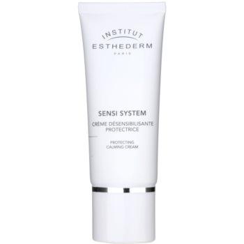 Institut Esthederm Sensi System crema de día para neutralizar la irritación de la piel sensible