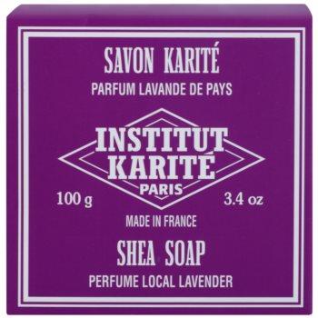 Institut Karité Paris Lavender sapun solid unt de shea