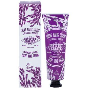 Institut Karité Paris So Fairy Lavender & Shea lehký krém na ruce 1