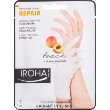 Iroha Repair Peach masca pentru maini si unghii imagine produs