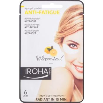 Iroha Anti - Fatigue Vitamin C masca hidrogel pentru ochi