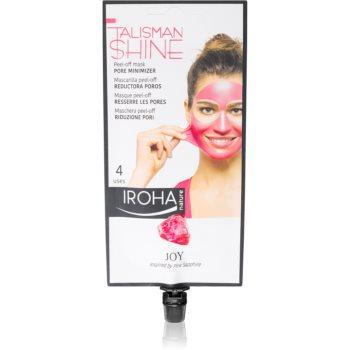 Iroha Talisman Shine Joy mascã exfoliantã pentru netezirea pielii si inchiderea porilor imagine produs