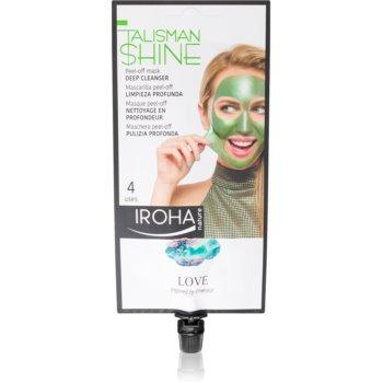 Iroha Talisman Shine Love masca exfolianta imagine produs