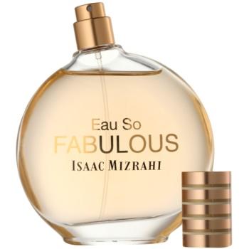 Isaac Mizrahi Eau So Fabulous Eau de Toilette für Damen 4