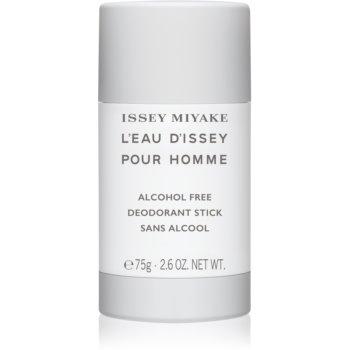 Issey Miyake L'Eau d'Issey Pour Homme deostick bez alkoholu pro muže 75 ml