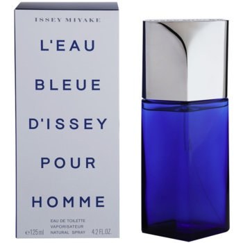 Fotografie Issey Miyake L´Eau Bleue D´Issey Pour Homme - EDT 125 ml
