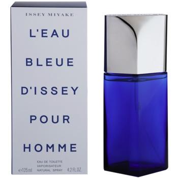 Issey Miyake LEau DIssey Blue Pour Homme Eau de Toilette pentru barbati 125 ml