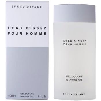 Issey Miyake LEau DIssey Pour Homme gel de dus pentru barbati 200 ml