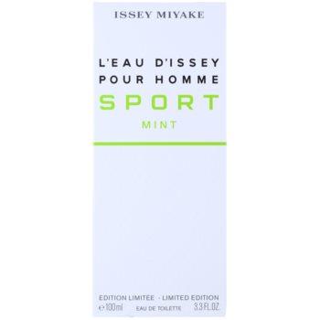 Issey Miyake L'Eau d'Issey Pour Homme Sport Mint Eau de Toilette für Herren 1