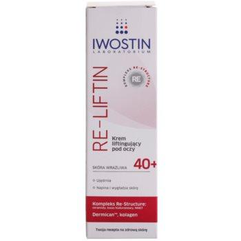 Iwostin Re-Liftin Lifting-Augencreme für empfindliche Haut 2