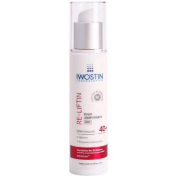 Iwostin Re-Liftin стягащ нощен крем за чувствителна кожа на лицето