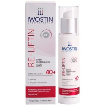 Iwostin Re-Liftin učvrstitvena nočna krema za občutljivo kožo 1