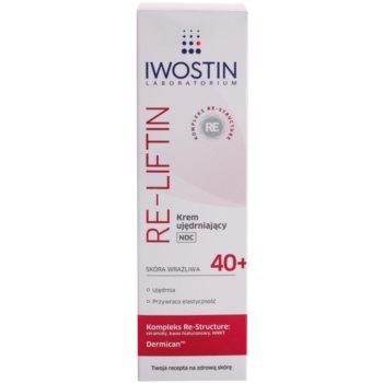 Iwostin Re-Liftin učvrstitvena nočna krema za občutljivo kožo 2