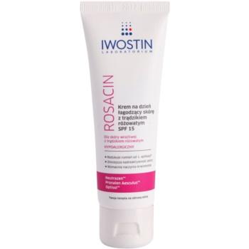 Iwostin Rosacin crema de zi impotriva inrosirii SPF 15