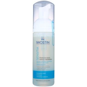 Iwostin Sensitia spuma de curatare pentru piele sensibila si alergica