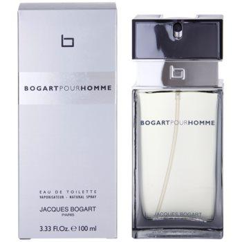 Jacques Bogart Bogart Pour Homme Eau de Toilette pentru barbati 100 ml
