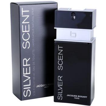 Jacques Bogart Silver Scent Eau de Toilette para homens 3
