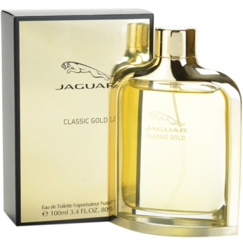 Jaguar Classic Gold Eau de Toilette for Men 1