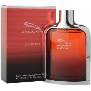 Jaguar Classic Red Eau de Toilette für Herren 1