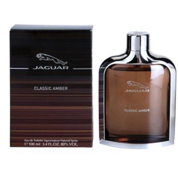 Fotografie Jaguar Classic Amber toaletní voda pro muže 100 ml