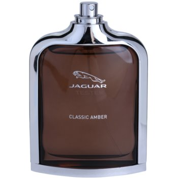 Jaguar Classic Amber тоалетна вода тестер за мъже