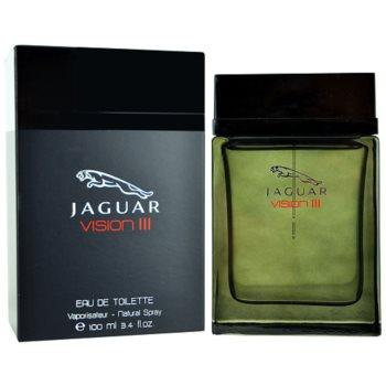 Fotografie Jaguar Vision III toaletní voda pro muže 100 ml