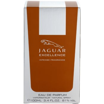 Jaguar Excellence Intense Eau de Parfum para homens 4