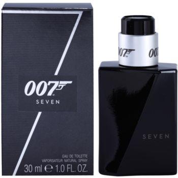 James Bond 007 Seven eau de toilette pentru barbati 30 ml