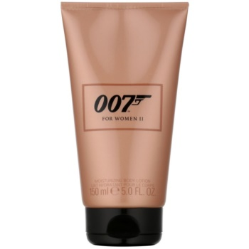 James Bond 007 James Bond 007 For Women II lapte de corp pentru femei 150 ml