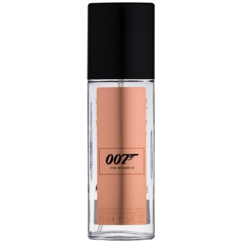 James Bond 007 James Bond 007 For Women II deodorant spray pentru femei 75 ml