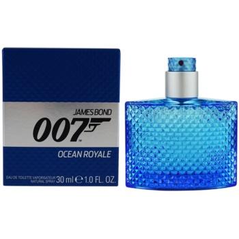 James Bond 007 Ocean Royale eau de toilette pentru barbati 30 ml