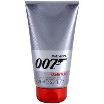 James Bond 007 Quantum gel de duche para homens