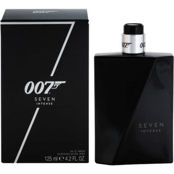 James Bond 007 Seven Intense eau de parfum pentru barbati 125 ml
