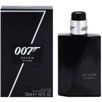 poze cu James Bond 007 Seven Intense Eau De Parfum pentru barbati 50 ml