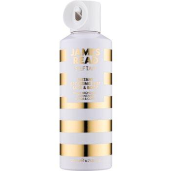 James Read Self Tan spray pentru bronzat cu efect imediat