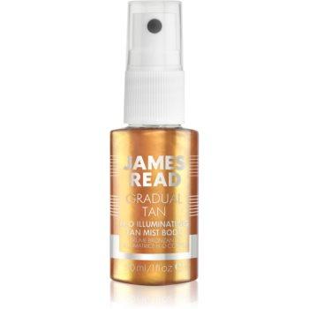 james read gradual tan h2o illuminating spray pentru protectie pentru corp