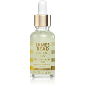 James Read Gradual Tan picaturi pentru bronzare facial