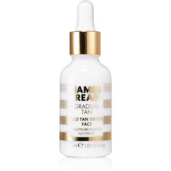 James Read Gradual Tan H2O Tan Drops picaturi pentru bronzare facial imagine produs