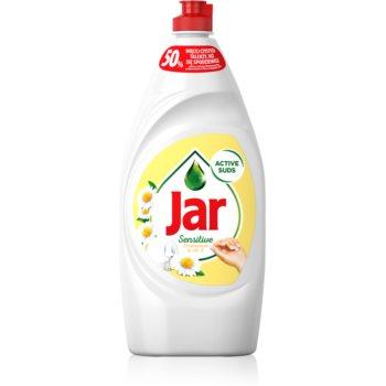 Jar Sensitive Chamomile produs pentru spălarea vaselor poza noua