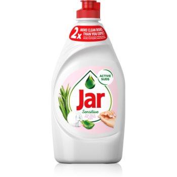 Jar Sensitive Aloe Vera & Pink Jasmine produs pentru spãlarea vaselor imagine produs