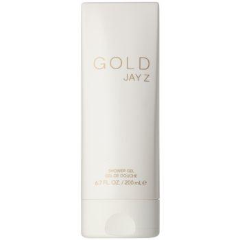 Jay Z Gold sprchový gel pro muže 200 ml