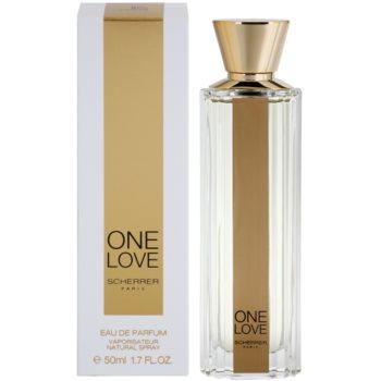 Jean-Louis Scherrer One Love parfémovaná voda pro ženy 50 ml