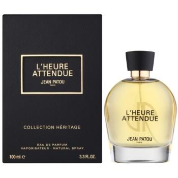 Jean Patou L'Heure Attendue eau de parfum pentru femei 100 ml