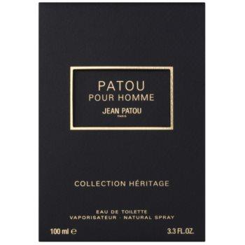 Jean Patou Patou pour Homme Eau de Toilette pentru barbati 4