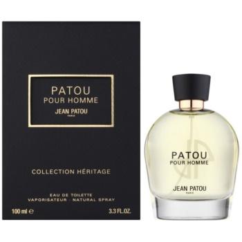 Jean Patou Patou pour Homme Eau de Toilette pentru barbati